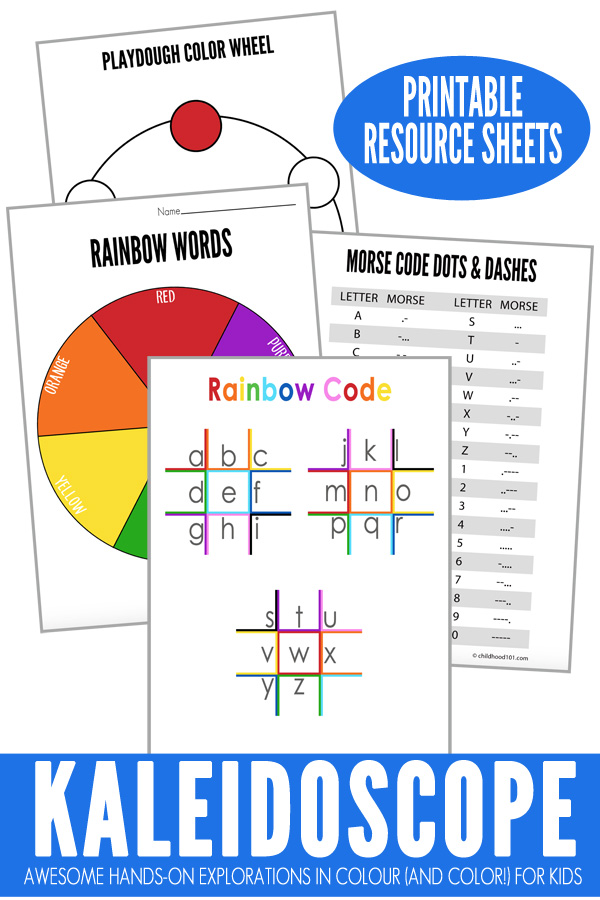 color science activities