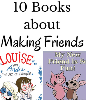 Books About Friends