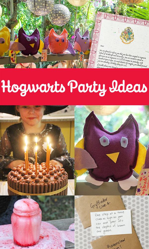 Potter Party Ideas