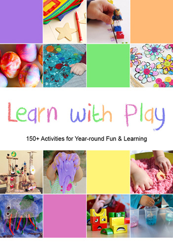 Learn-with-Play eBook: Activities for kids