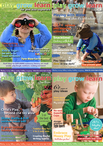 Play-Grow-Learn-eMag for busy parents