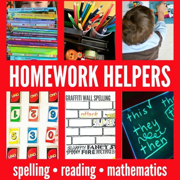 Homework Helpers Resource Library