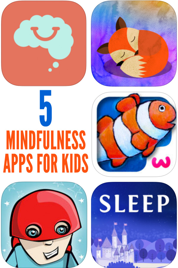 5 Mindfulness Apps for Kids