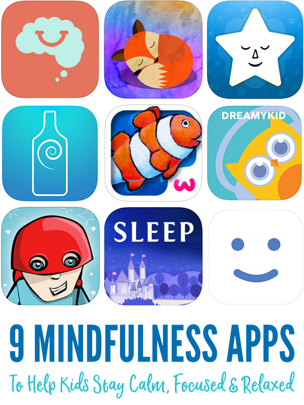 9 Mindfulness Apps for Kids