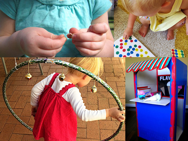 The Best Toddler Play Ideas