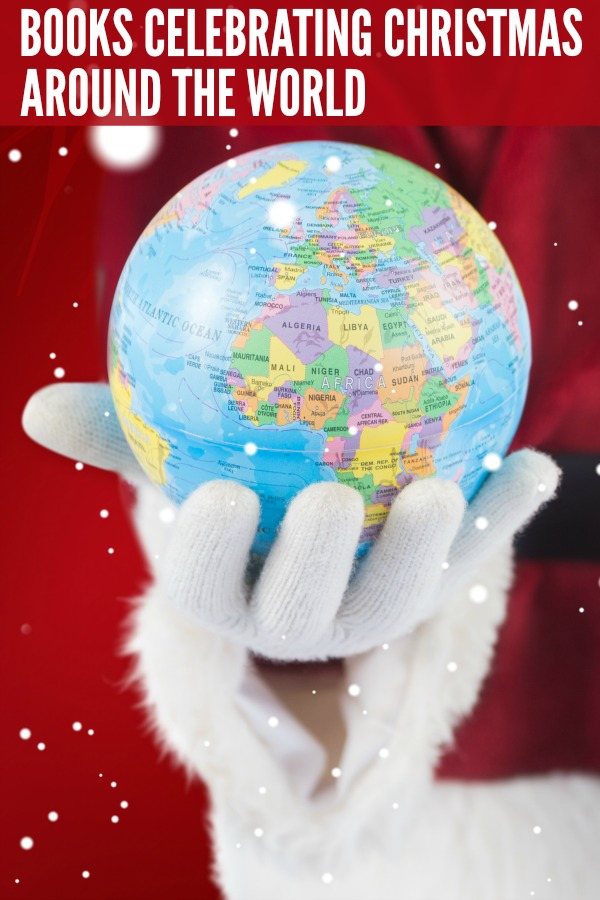 Books Celebrating Christmas Around the World