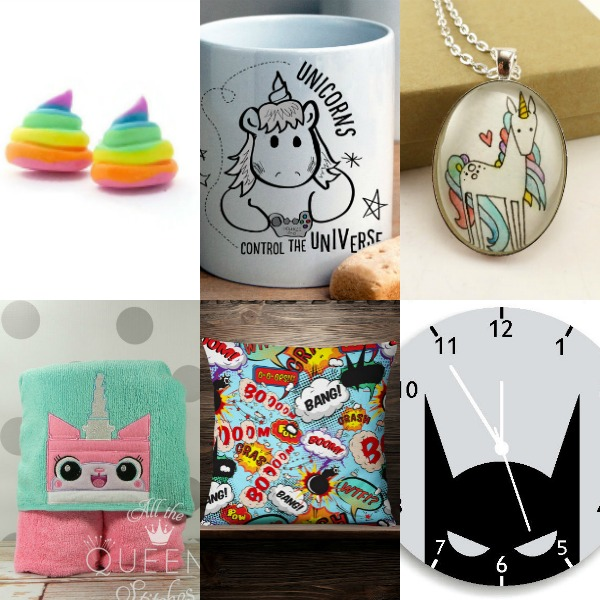 24 Fun Stocking Stuffers/Gifts for Tweens