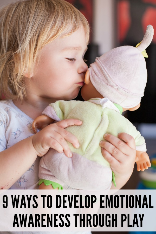 9 Ways to Develop Emotional Awareness Through Play