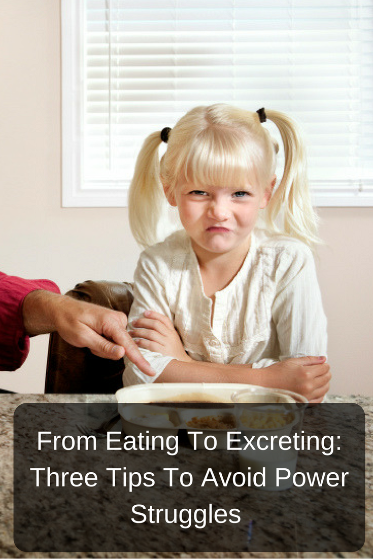 From Eating to Excreting