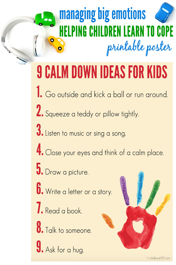 Natural Ways To Calm Child