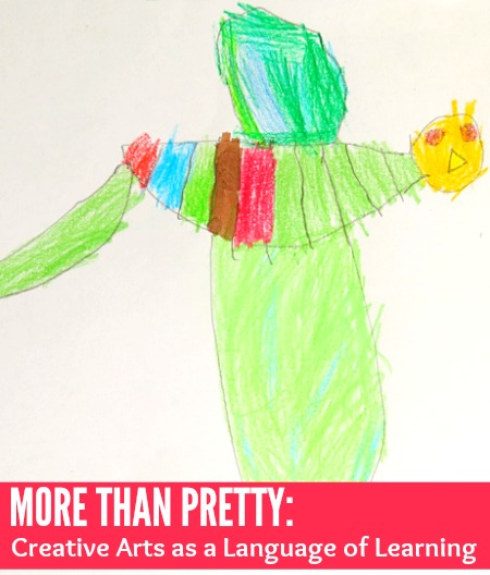 More Than Pretty: Creative Arts as a Language of Learning