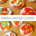 Creating Edible Art: Making Matisse Cookies