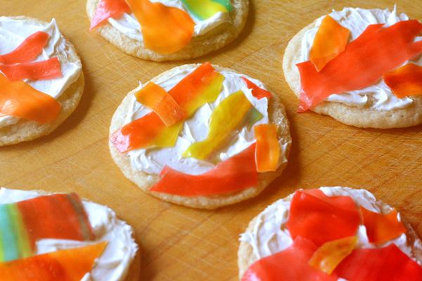 Fun Art Ideas for Kids: Matisse Inspired Cookies