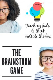 The Brainstorm Game: Teaching Kids to Think Outside the Box