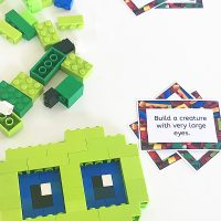 Printable Lego Challenge Cards