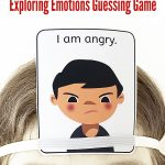 Which Emotion Am I? Exploring Emotions Guessing Game
