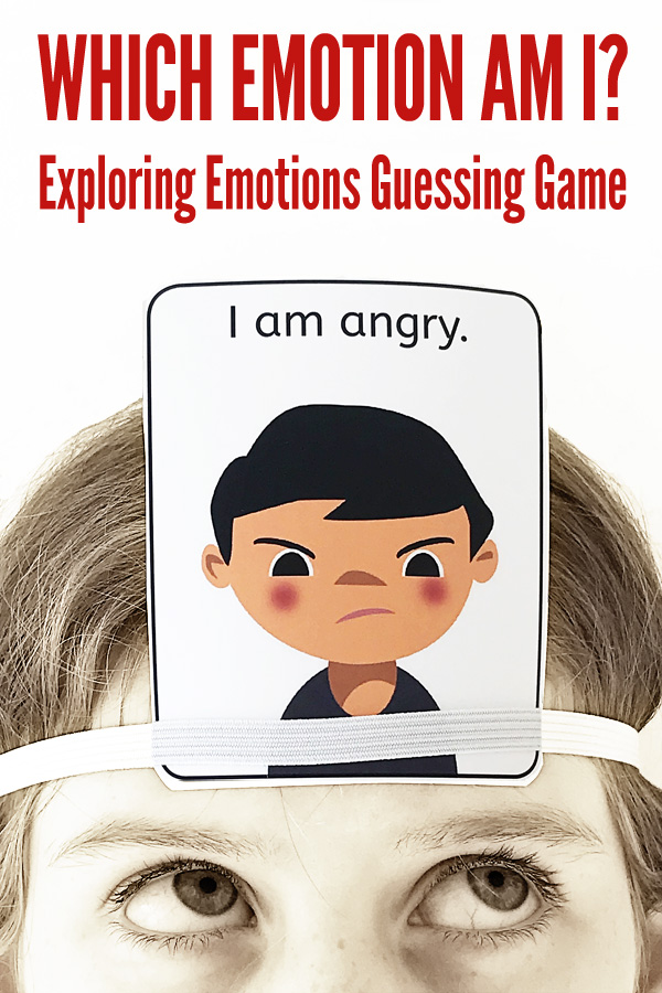 Which Emotion Am I? Exploring Big Emotions Guessing Game