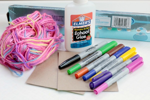 Art Ideas for School Aged Kids: Sharpie and Foil Embossing Art Project