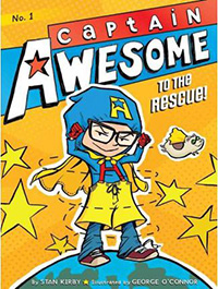 Captain Awesome books