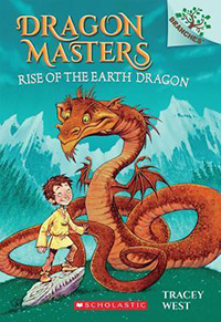 Dragon Masters first chapter book series