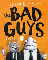 The Bad Guys chapter books for early readers