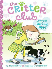 The Critter Club chapter books for early readers