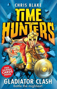 Time Hunters chapter books for early readers