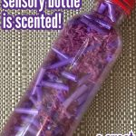 Calm Big Emotions With a Scented Rainstick Sensory Bottle
