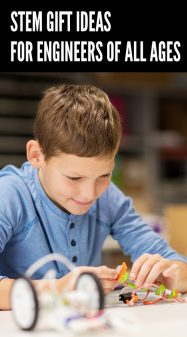 STEM Stocking Stuffers for Kid Engineers