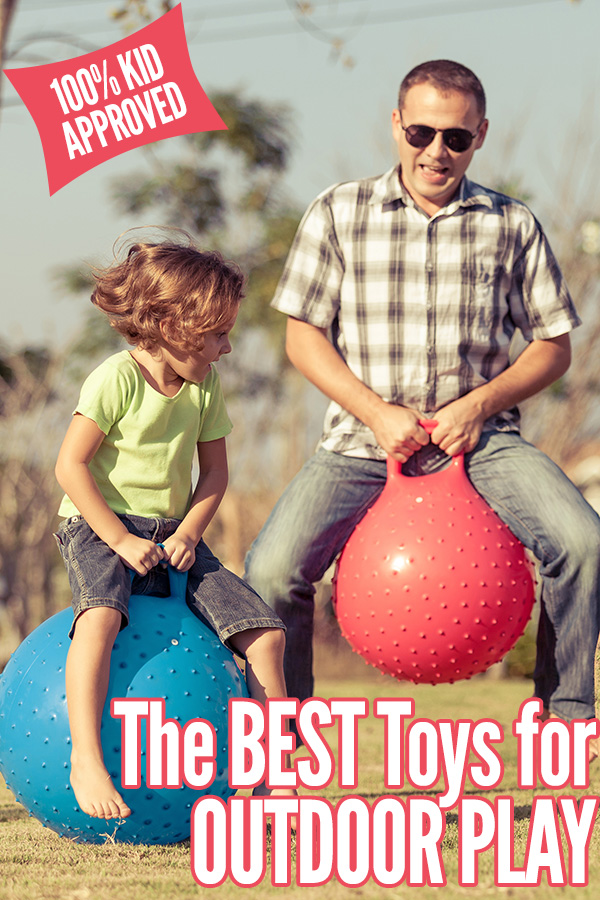 The Best Toys for Outdoor Play for Kids