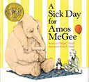Books About Caring for Friends: A Sick Day for Amos McGee
