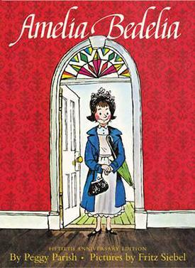 Amelia Bedelia: Books about communication