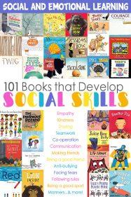 101 Books That Build Friendship, Communication & Social Skills