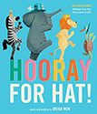 Children's books about being friends: Hooray for Hat