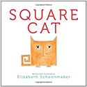 Children's books about happiness: Square Cat