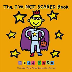THe Im Not Scared Book