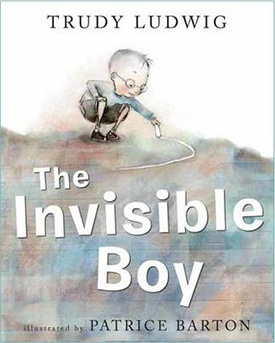 The Invisible Boy: Social Skills books for kids