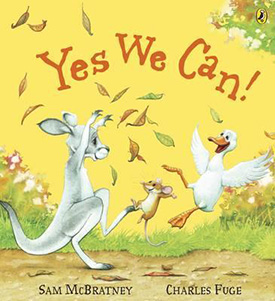 Yes We Can picture book