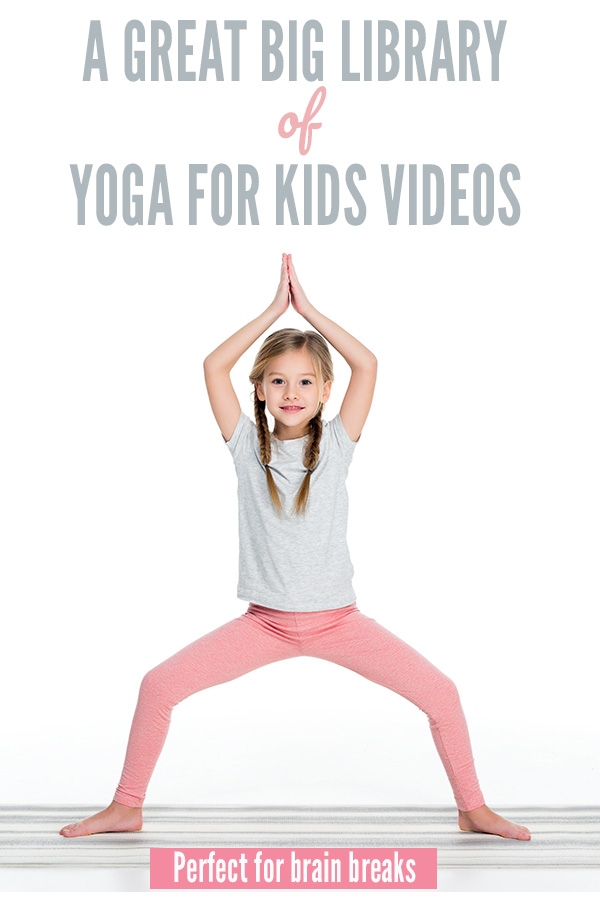 Yoga For Kids Brain Breaks Videos