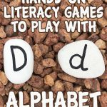 9 Hands On Alphabet Games with Alphabet Stones