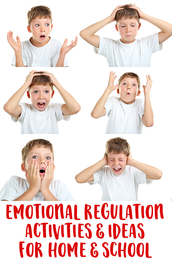 emotional regulation activities