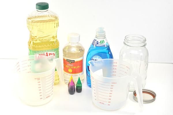 Density Experiment Supplies