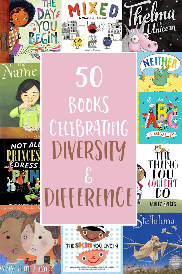 Children's Books About Diversity