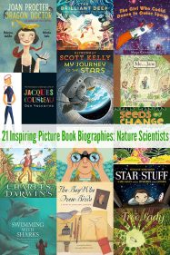 21 Inspiring Biographies for Kids: Nature Scientists