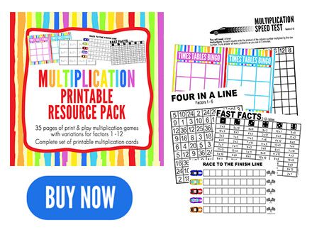 Printable-Multiplication-Pack