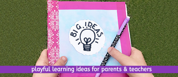 Childhood101 playful learning idas for parents and teachers