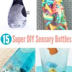 15 Super DIY Sensory Bottles