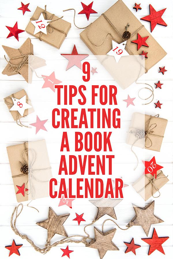 Book advent calendar ideas