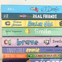 Fabulous Graphic Novels for Tweens/Middle Schoolers