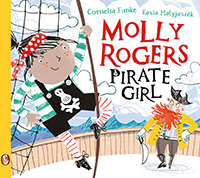 Molly Rogers Pirate Girl